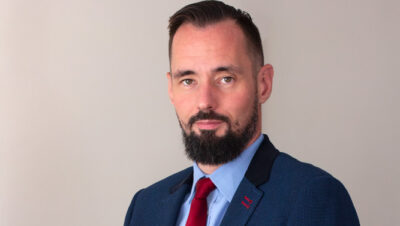 Adam Trzebińczyk – kandydat na prezydenta Chorzowa