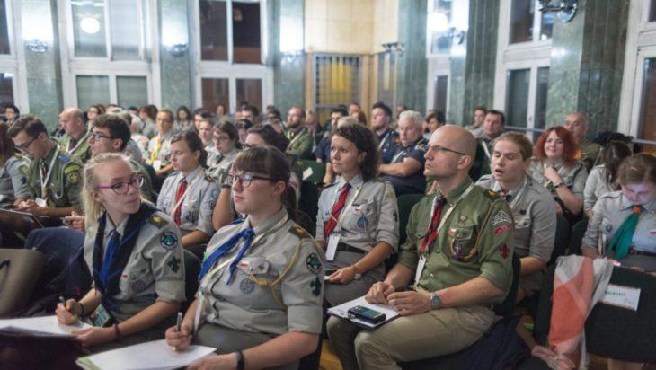 wśród delegatów instruktorki z Huca Siemianowice