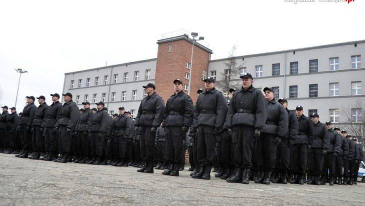 Więcej funkcjonariuszy Policji w Siemianowicach Śląskich
