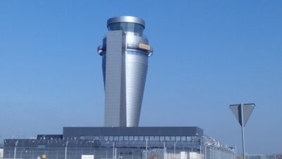 Pyrzowice mają najwyższa wieżę kontrolną w Polsce