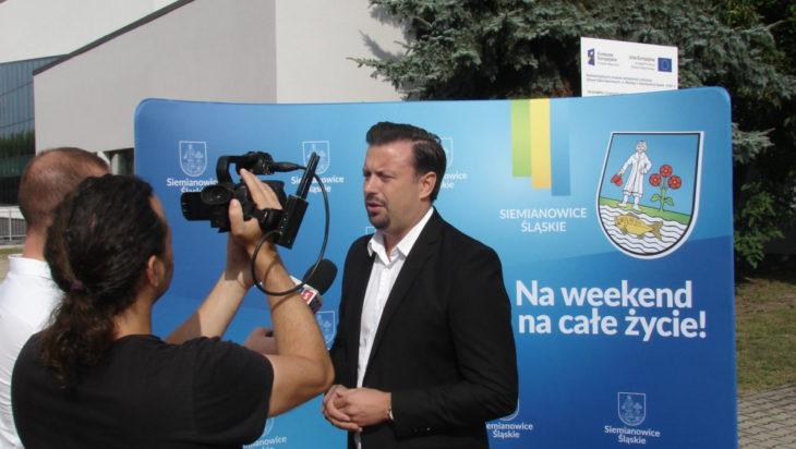 Prezydent Rafał Piech w tej kampanii wykazuje kreatywność w różnych dziedzinach